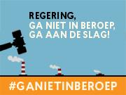Online petitie: klimaatpetitie.nl